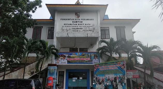 Image : Kecamatan  Bukit Raya