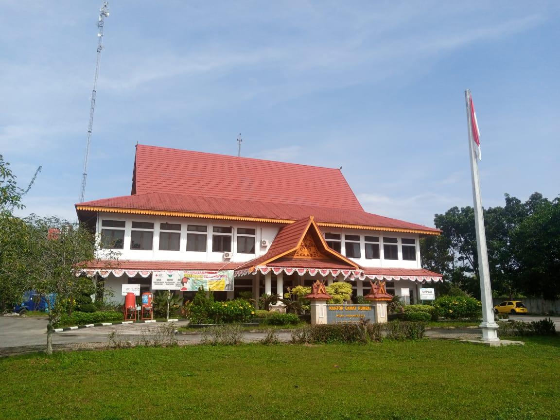Image : Kecamatan Rumbai Barat