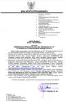 Image : Surat Edaran Walikota Pekanbaru tentang Memeriahkan Peringatan Hari Jadi Kota Pekanbaru ke-237 di Tengah Upaya Penanganan Pandemi Covid-19
