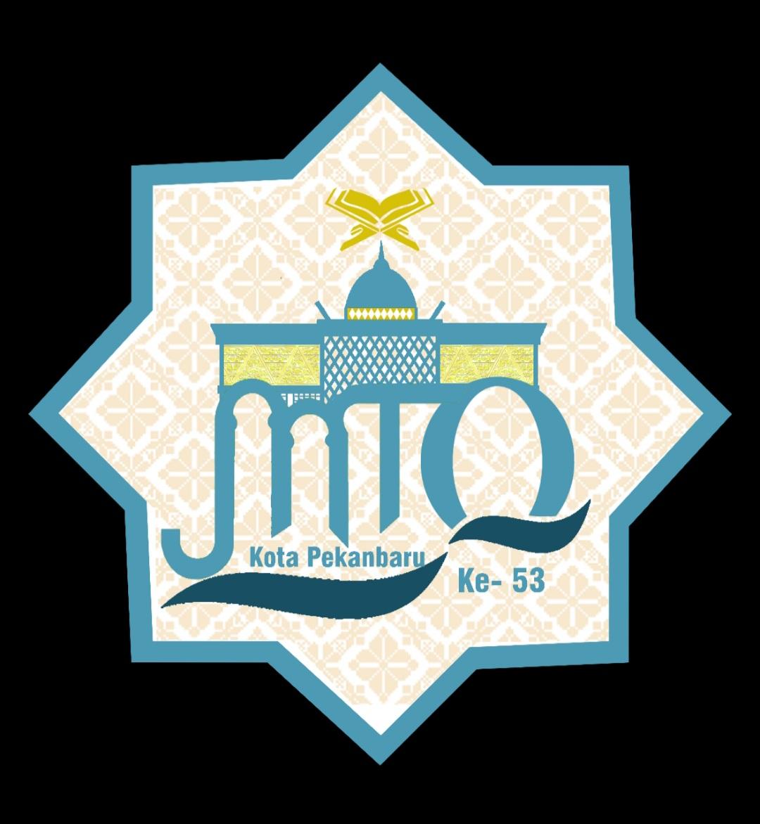 Logo dan Tema MTQ Kota Pekanbaru ke 53 Tahun 2021
