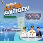 Image : Layanan Swab Antigen Gratis Kepada Seluruh Peserta CPNS dan PPPK Non Guru di Lingkungan Pemerintah Kota Pekanbaru