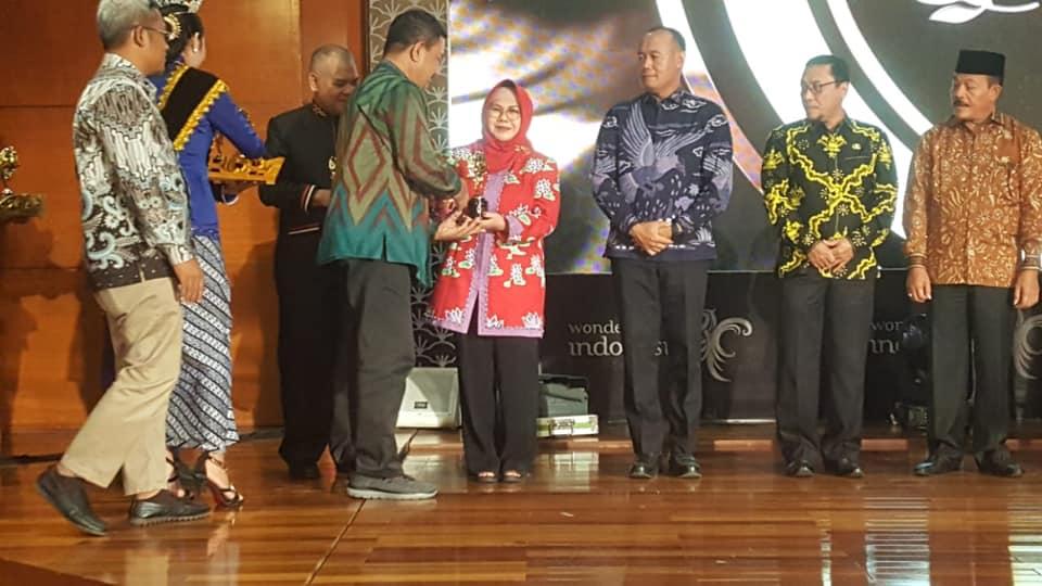 Image :  Anugerah Pesona Indonesia (API) Kategori Makanan Tradisional Terfavorit Untuk Kue Talam Durian
